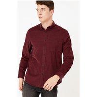 MandS Collection Pure Cotton Corduroy Shirt