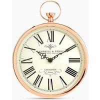 Fob Mantel Clock