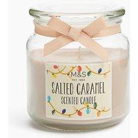 Salted Caramel Jar Candle