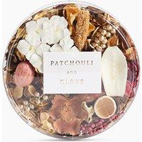 Patchouli and Clove Potpourri