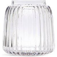 Short Ridged Vase