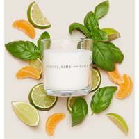 Neroli, Lime & Basil Candle