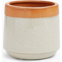 Medium Terracotta Reactive Planter