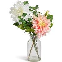 Dahlia Arrangement in Vase