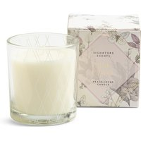 Pink Peony Boxed Candle