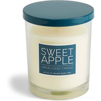 Sweet Apple Large Lidded Candle