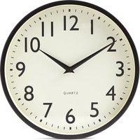 Bold Arabic Wall Clock