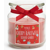 Cherry Bakewell Jar Candle