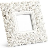 Rose Photo Frame 7 x 7cm (3 x 3inch)