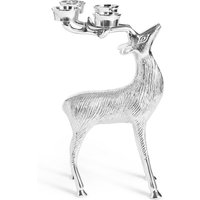 Medium Stag 4 Tea Light Holder