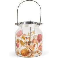Small Floral Lantern