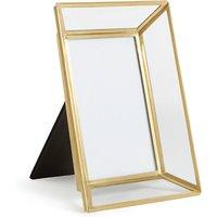 Glass & Brass Phot Frame 10 x 15cm (4 x 6 inch)