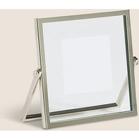 Skinny Easel Photo Frame 8 x 8cm (3 x 3 inch)