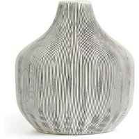 Medium Linear Bulb Vase