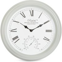 Large Poitier Wall Clock