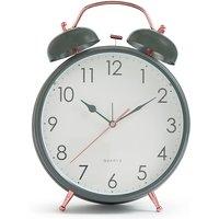 Large Twin Bell Alarm Clock