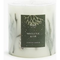 Mistletoe & Fir Inclusion Candle