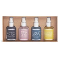 Set of 4 Room Sprays