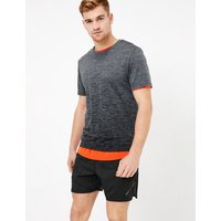 M&S Collection Active Ombre T-Shirt