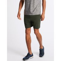 M&S Collection Active Shorts with Reflective Trim