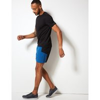 M&S Collection Textured Active Shorts
