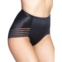 M&S Collection Firm Control No VPL High Leg Knickers