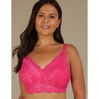 MandS Collection Post Surgery Lace Padded Full Cup Bra A-E
