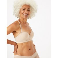 M&S Collection Body Padded Strapless Bra A-E