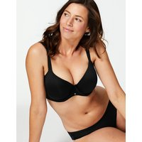 M&S Collection Smoothlines Lace Full Cup Bra DD-G