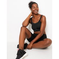 M&S Collection Extra High Impact Non-Padded Sports Bra A-G