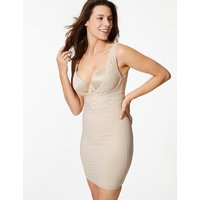 M&s Collection Firm Control Smoothlines Wear Your Own Bra Slip