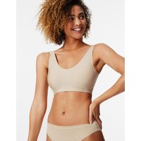 M&S Collection Smoothing Full Cup Crop Top
