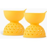 Oxo 2 Piece Set Good Grips Silicone Egg Poacher