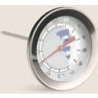 M&S Meat Thermometer - 1SIZE - Silver, Silver