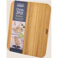 Joseph Joseph Bamboo Chop2Pot Large