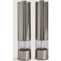 Electric Salt & Pepper Mills.