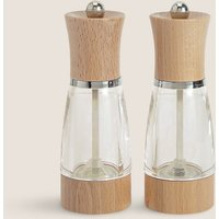 Warwick Salt & Pepper Mill Set