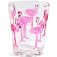 Flamingo Picnic Tumbler