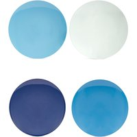 Set of 4 Melamine Plates