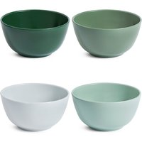 Set of 4 Melamine Bowls