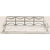 Rectangular Deco Mirror Tray