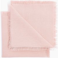 2 Pack Linen Frayed Edge Napkins