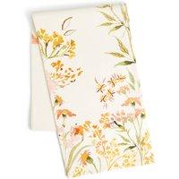 Painterly Floral Print Runner