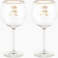 Set of 2 Cocktail Glass Set