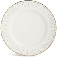 Platinum Decorated Dinner Plate
