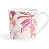 Petal Print Mug