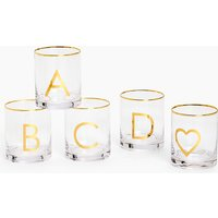 Alphabet Glass