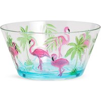 Flamingo Acrylic Small Bowl