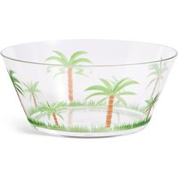 Palm Tree Salad Bowl
