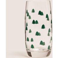Christmas Tree Highball Glass.